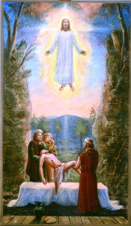Deposizione e resurrezione
