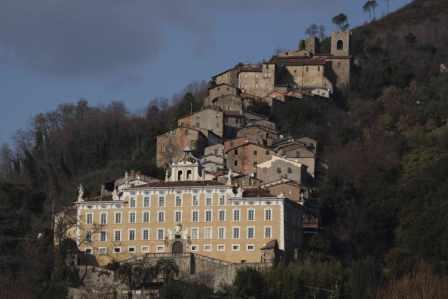 Villa Garzoni e Collodi Castello