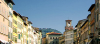 Itinerari in Città, fuori e il cammino di S.Jacopo