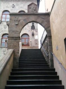 arco palazzo del vicario