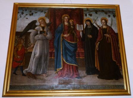 Madonna di Loreto con Bambino
