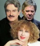 Giuseppe Pambieri Lia Tanzi e Giancarlo Zanetti