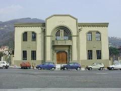 archivio di Stato ingresso