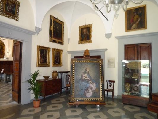 sala 2 ingresso pinacoteca