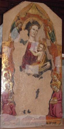 Madonna con Bambino fra angeli e musicanti