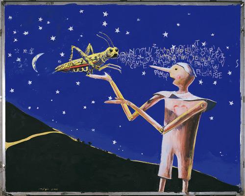 dipinto di Mario Madiai