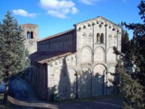 Pieve romanica di Castelvecchio