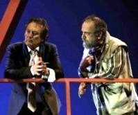 Enzo Iachetti e giobbe Cobatta