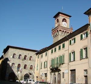 Loggia dei Mercanti - sede di Uffici comunali -