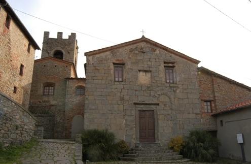 Pieve di S. Bartolomeo - Collodi