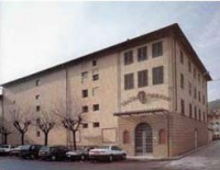 esterno teatro Pacini