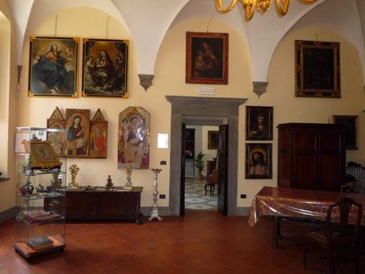 sala 3 Pinacoteca