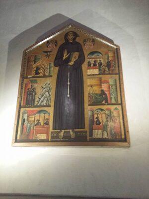 Pala di San Francesco